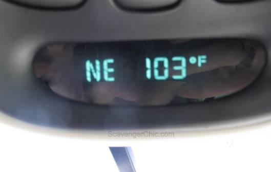 Route 11 Yard Crawl 2016 heat wave