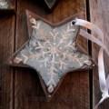 Reclaimed Wood, Pallet Wood, Christmas O