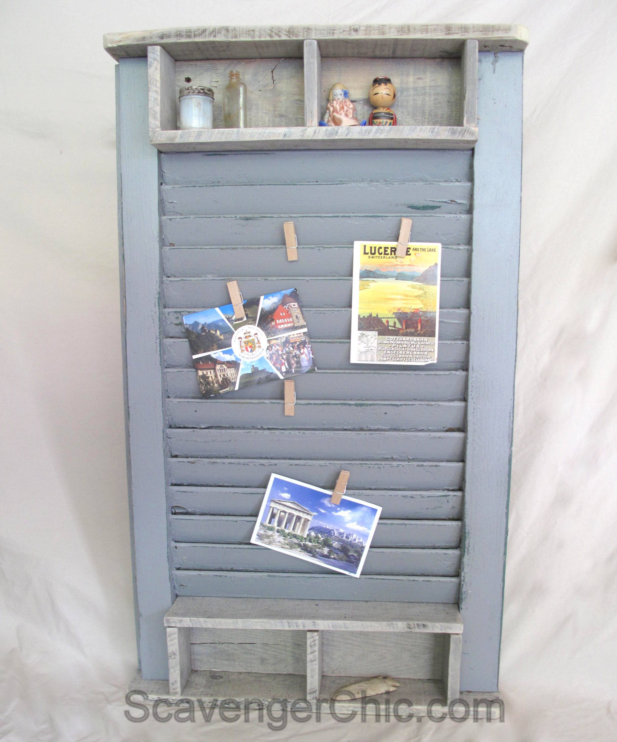 upcycled projects  u2013 shutters  u2013 scavenger chic