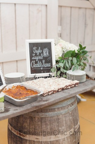DIY Wedding Chalkboard Signs
