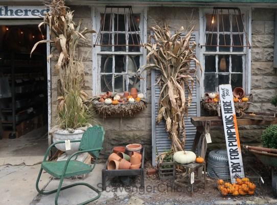 ChartreuseandCo Scavenging Farmhouse Decor Scavenging Inspiration