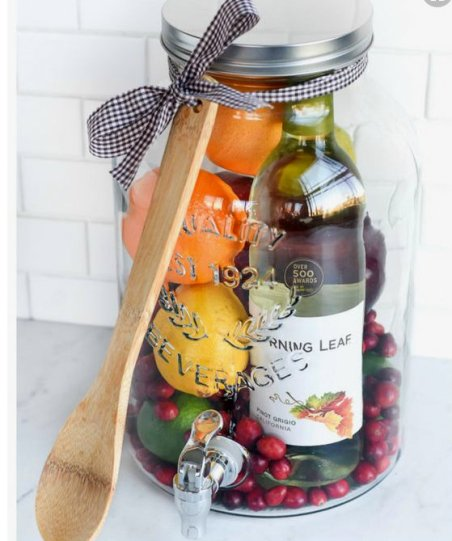 DIY Gift Sangria Kit
