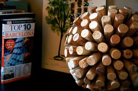 DIY Gifts - Cork Ball