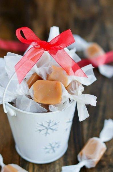 DIY and Homemade Gifts - Caramels