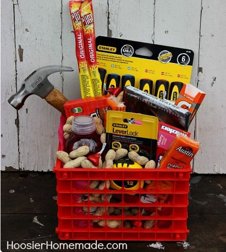 DIY and Homemade Gifts - Tool kit