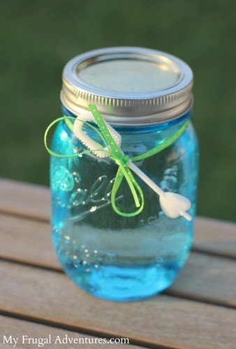 Homemade-Bubble-Solution-- Homemade and DIIY Gifts