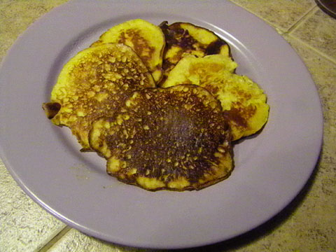 SCD Recipe: Quick and Easy Banana Pancakes
