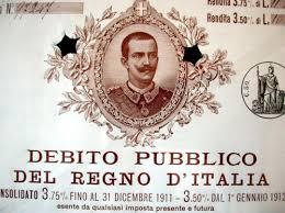 debito pubblico titolo