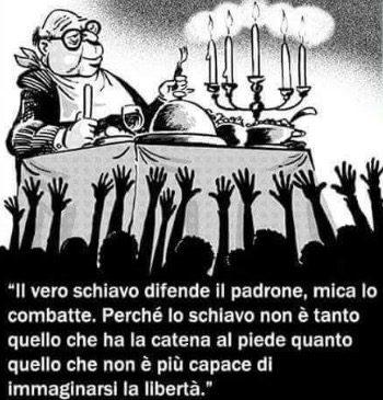 LE BASI FILOSOFICHE DI UN PROGETTO DIABOLICO DI DOMINIO ASSOLUTO E GLI EFFETTI NELLA VITA POLITICA (TELECOMANDATA) ITALIANA.