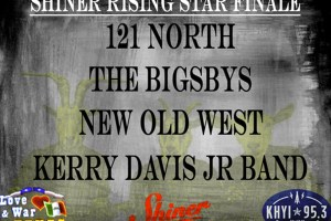 Shiner Rising Star KHYI 2012 coming to a close
