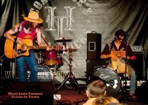 Straw Hat Society band members