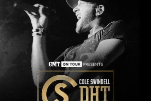 Cole Swindell — Definitely worth the whiskey!