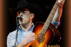 Aaron Watson and Grand Theater — quite a combo!