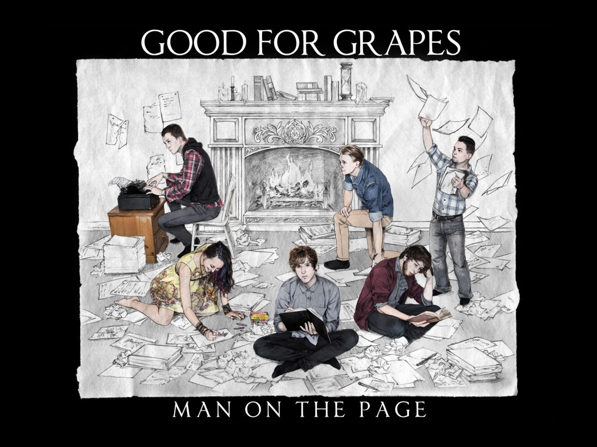 """Good For Grapes - """"Man on the Page"""""""