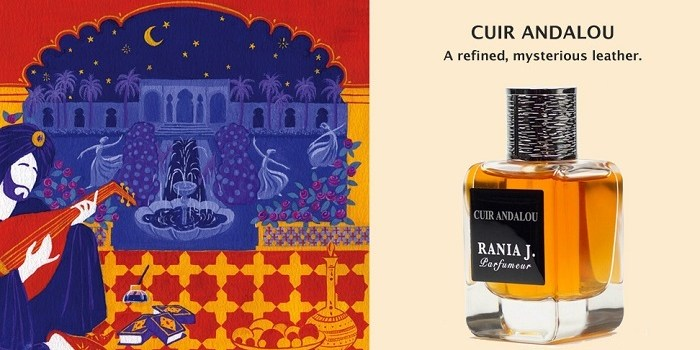 Cuir Andalou by Rania J – The Smell of A Fine Leather Jacket