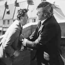 Still from Get Carter, 1971, filmed at Gateshead Car Park | Image: Royal Academy of Arts