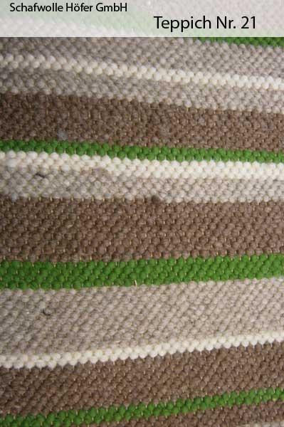 Teppiche – Schafwolle Höfer GmbH