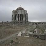 Königsgrab in Kabul 2006