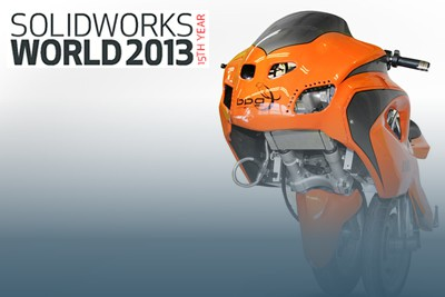 SolidWorks World 2013