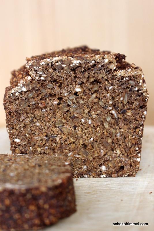Herzhaft-süße Brotzeit: einfaches Pumpernickel [Buchvorstellung*]
