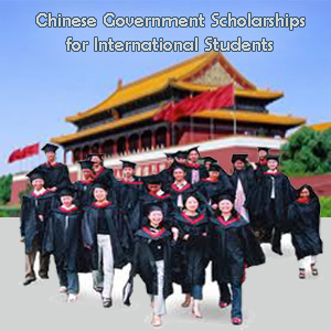 Chinese Government, Scholarships for International Students, China,Chinese