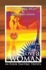The Lessins are the founders of the School of Tantra in Maui, Hawaii and in selected venues all over. They teach people to make love with their whole being, and to unblock any and all stuck places that get in the way of intimacy, personal power and full orgasmic presence.