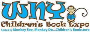 LOGO - WNY ChBookExpo - MonkeySee