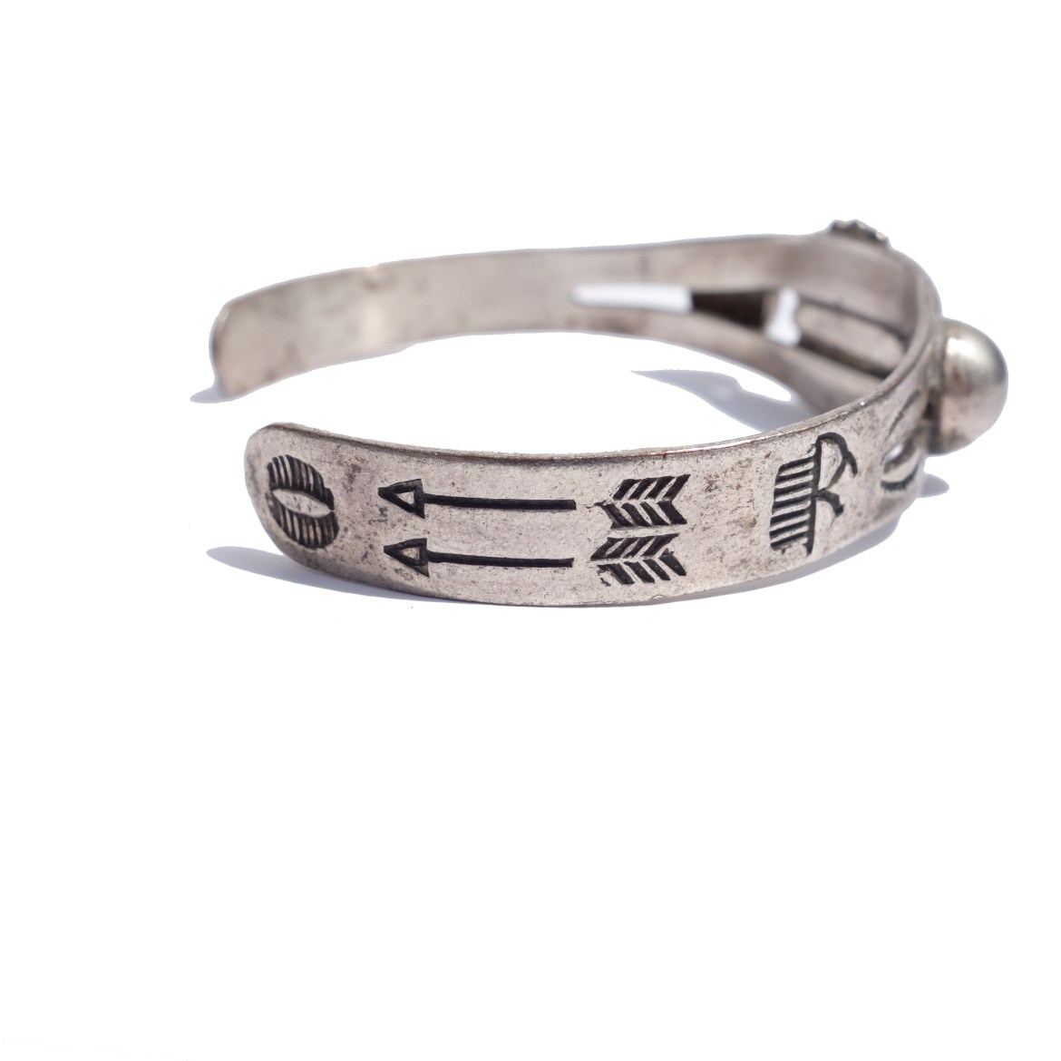 Vintage Navajo Bangle vintage styling blog