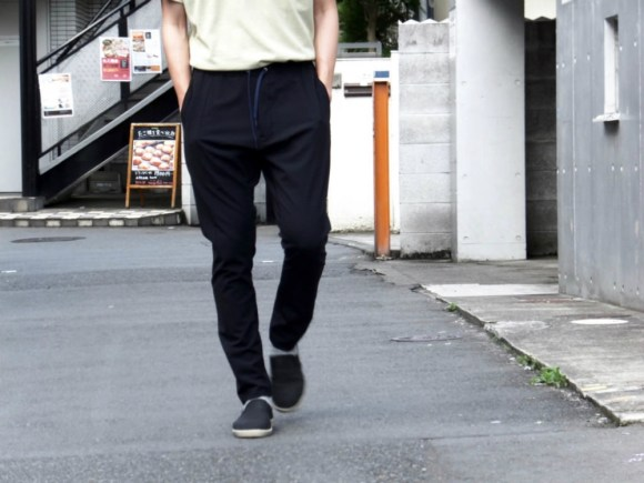 roundabout Summer Wool Easy Pants roundabout blog