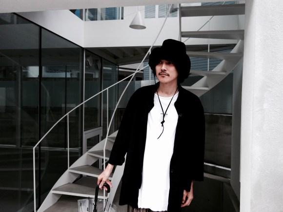 """pimpstick"" Remake Tank T-Shirt Styling wyatt vintage styling pimpstick_jp blog"