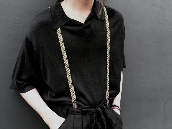 Suspenders Style vintage styling blog