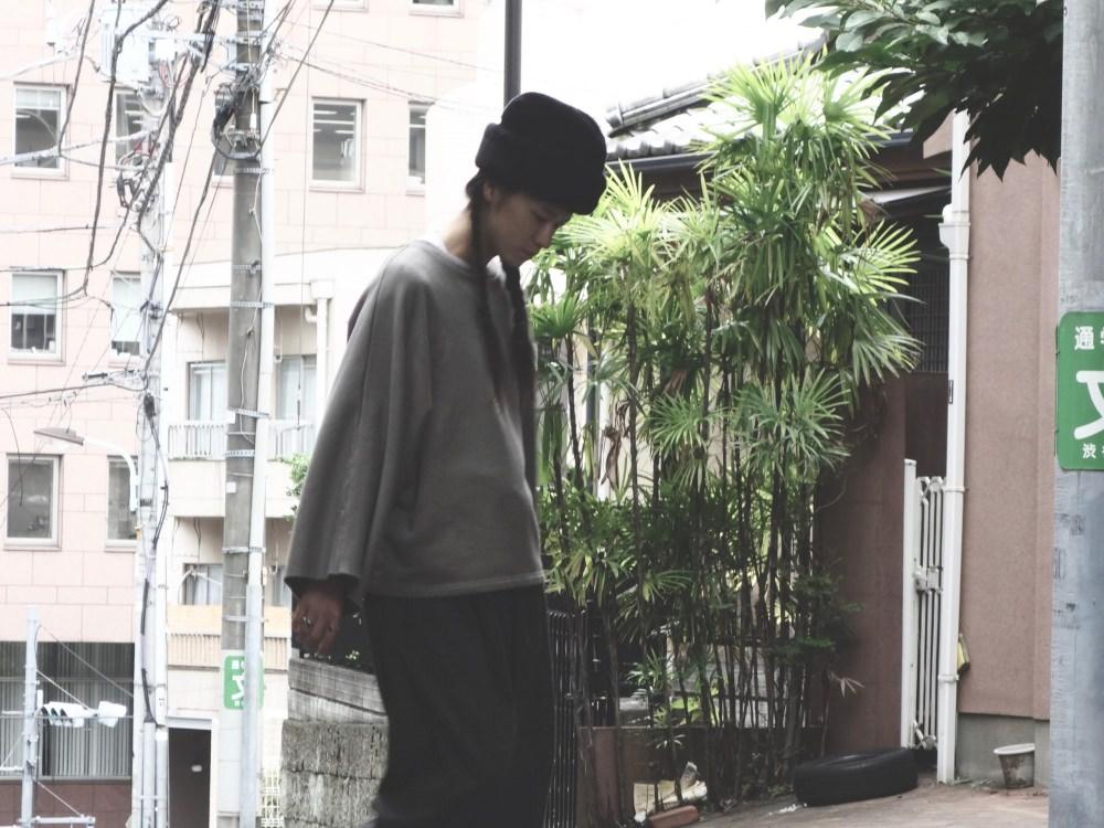"New Arrival ""pimpstick""Kimono Sleeve Sweat styling pimpstick_jp"