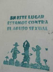 """Das """"Motto"""" des Frauenzentrums"""