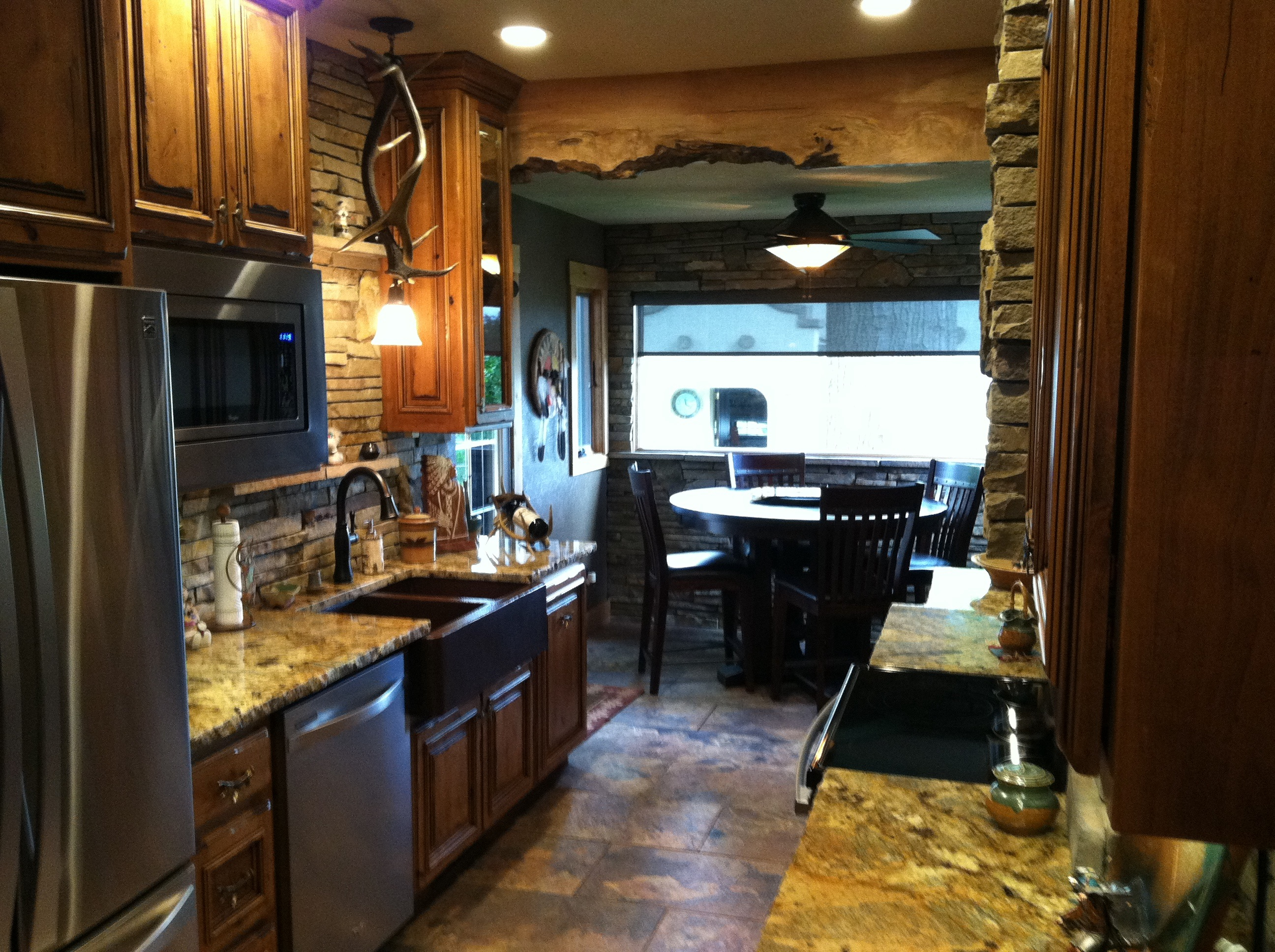 residential kitchen remodeling lincoln ne Covey Kitchen Remodel Beatrice NE
