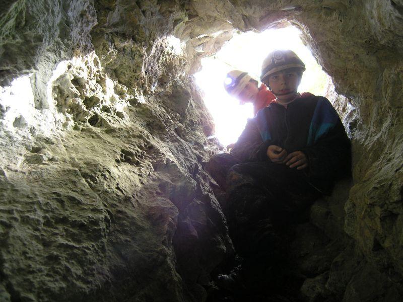Jaskyniarska mlaď