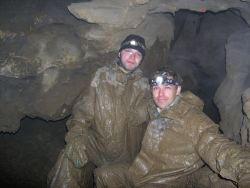 v jaskyni