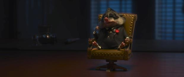 """MR. BIG ? The most fearsome crime boss in Tundratown, Mr. Big commands respect?and when he feels disrespected, bad things happen. A small mammal with a big personality, Mr. Big is voiced by Maurice La Marche. Walt Disney Animation Studios' """"Zootopia"""" opens in U.S. theaters on March 4, 2016. ?2016 Disney. All Rights Reserved."""