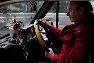 Changes in London taxi drivers' brains driven by acquiring 'the Knowledge'