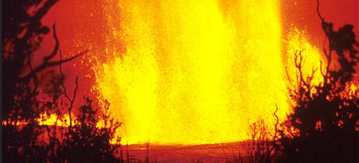 Bubble volcano: Shaking, popping by earthquakes may cause eruptions