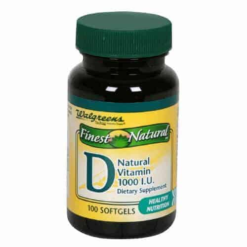 No evidence that vitamin D supplements cut depression