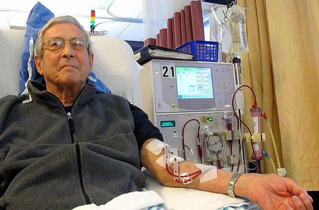 Overnight dialysis boosts kidney health, cuts heart disease risk