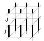 Numerical validation of quantum magnetic ordering