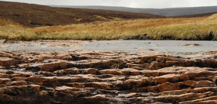 Severe drought no longer caused just by nature