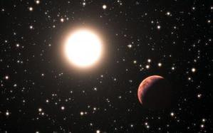 First planet found around solar twin in star cluster