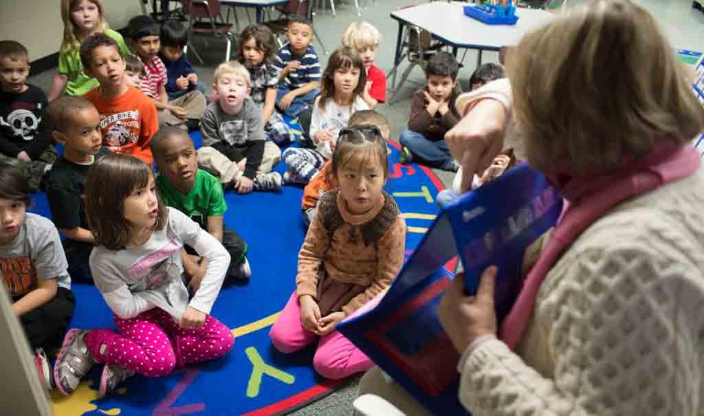 Kids' view of gender segregation a little screwy