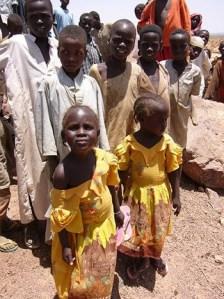 Refugee-children-in-Chad