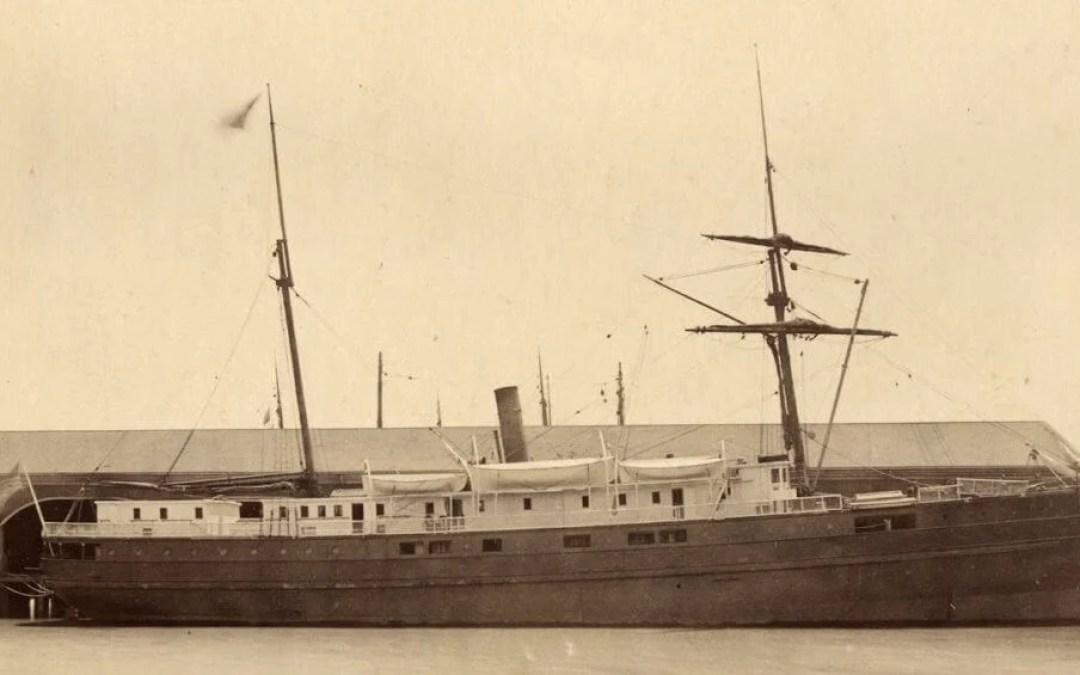 Coast Survey ship finds 19th century shipwreck off Golden Gate Bridge — again