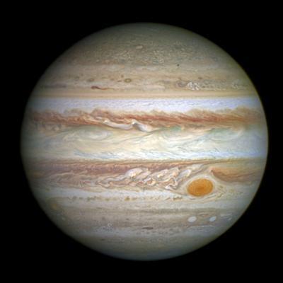 The shrinking of Jupiter's Great Red Spot
