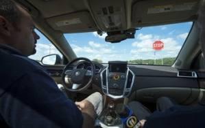 University Advancement, Piper, driverless car, September 4 2013