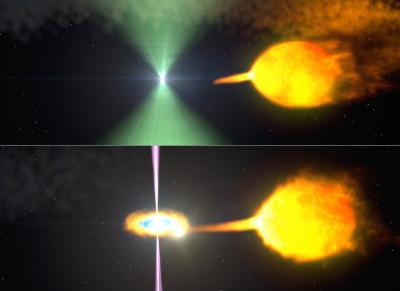 NASA's Fermi finds a 'Transformer' pulsar